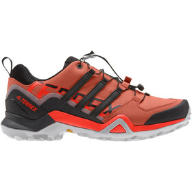 adidas TERREX Swift R2 Zapatillas Senderismo Hombre, glory amber/core black/solar red